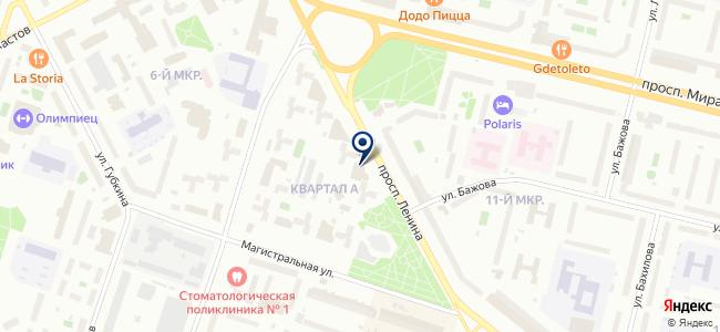 Сибирьэнергопром, ООО на карте