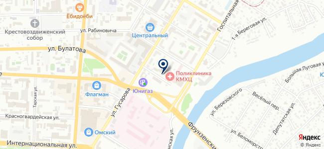 СМК ЗАРИН, ООО на карте