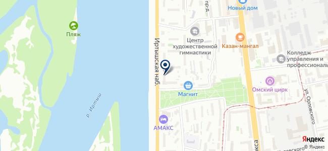 Extrasalon на карте
