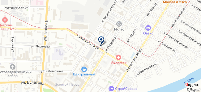 ЭнергоГарант, ООО на карте
