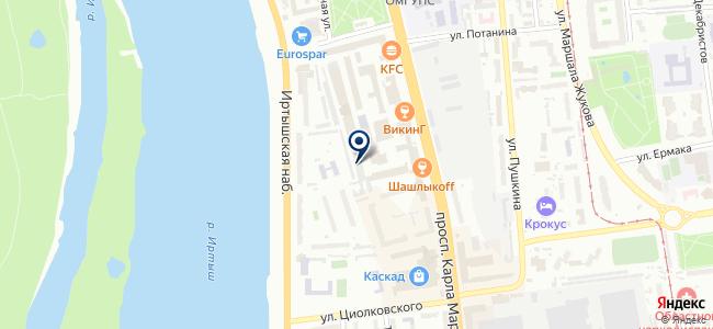 Электроточприбор, ЗАО на карте