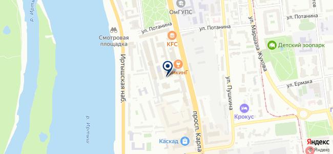 Ствик на карте
