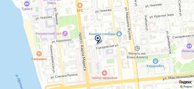Monte Moderno на карте