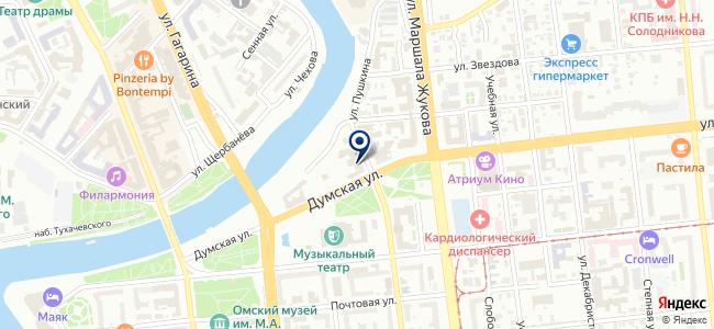 ТехСвет на карте