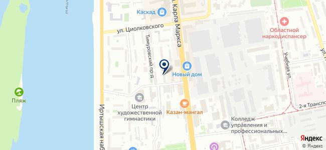Противопожарная автоматика-Марс, ООО на карте