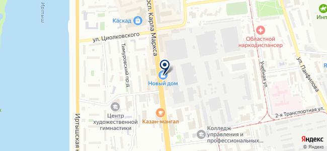 Рус-Фудс, ООО на карте