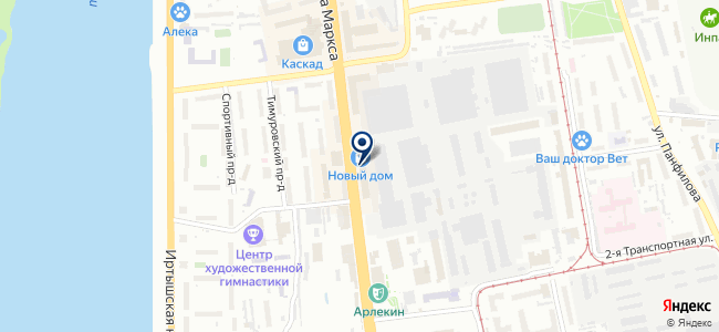 Энерджи Дисижнз, ООО на карте