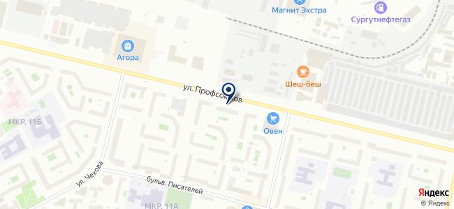 Электромонтажная компания на карте