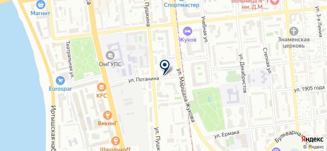 РегионТехСтрой, ООО на карте