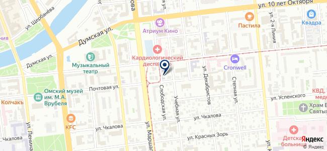 Инфотон, ООО на карте