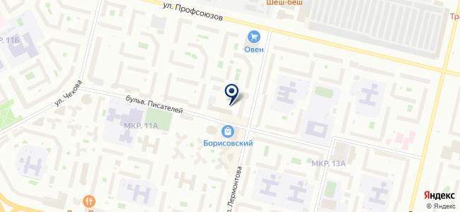 Vita-servise, ООО на карте