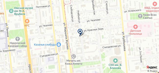 ТЭС, ООО на карте