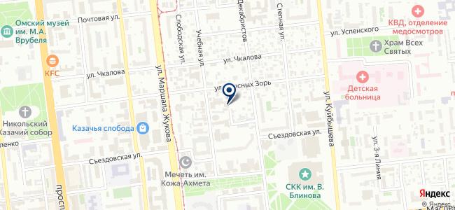 Avtopoint на карте