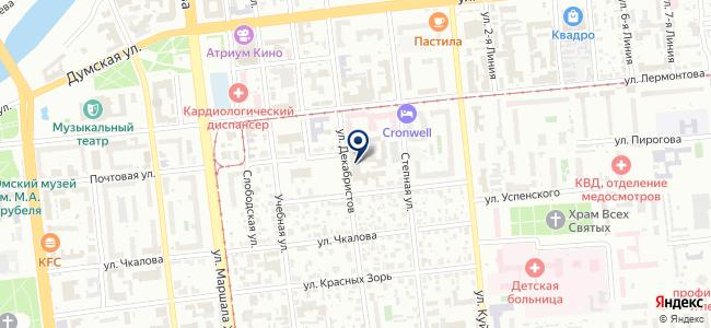 Диоланд, ООО на карте