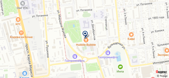 ОВК-Сибирь, ООО на карте