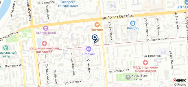 Русь-Телеком, ООО на карте