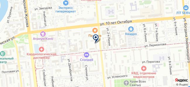 ГрадиентПро, ООО на карте