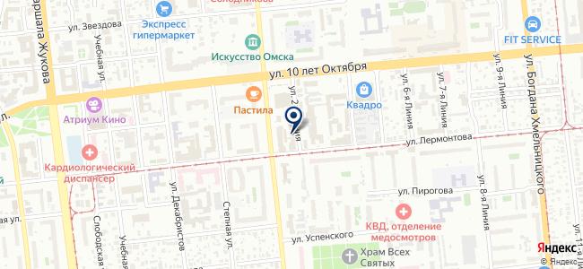 Электросервисцентр, ООО на карте