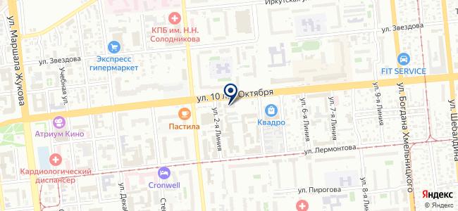 ВАШ ЭЛЕКТРИК, ООО на карте