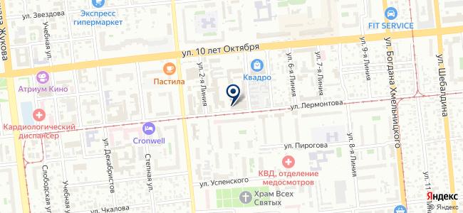 СпецРемСтрой, ООО на карте
