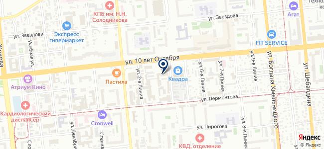 КИПсервис на карте