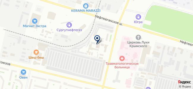 ТЭСЛА, ООО на карте