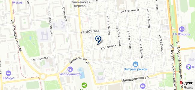 Лем, ООО на карте