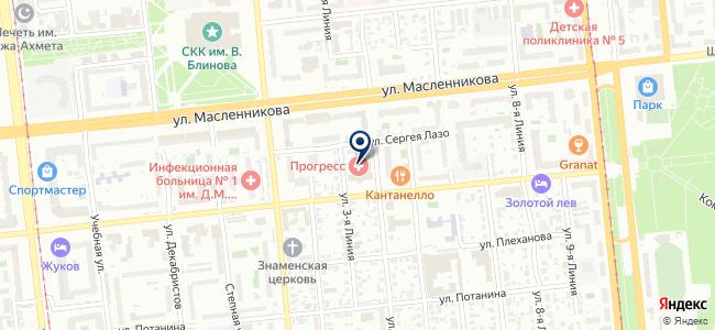 Энерготех, ООО на карте
