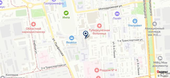Промресурсы-Сервис, ООО на карте