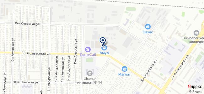 Проектно-строительная компания-Омск, ООО на карте