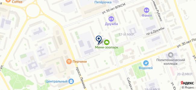 ЭРГ, ООО на карте