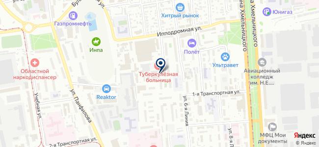 СибТехПром, ООО на карте