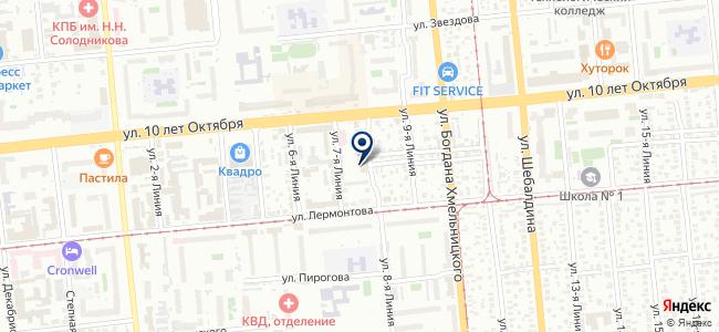 СВК строй на карте