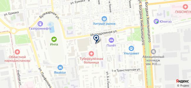 Безопасность+, ООО на карте
