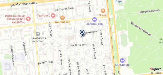 Центр ПромСнаб, ООО на карте