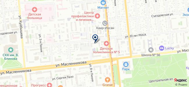 НебоЛэнд на карте