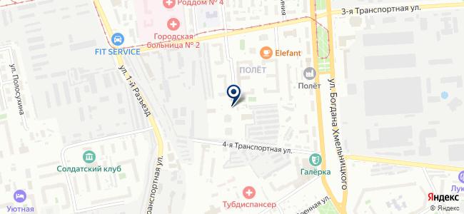 Насос редуктор на карте