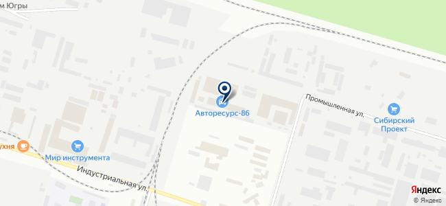 Дизельсервис на карте