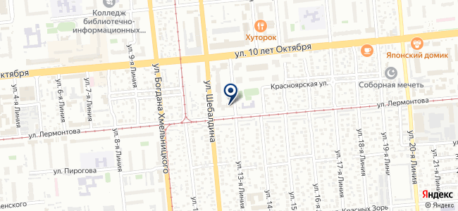 ПромРегионСтрой, ООО на карте