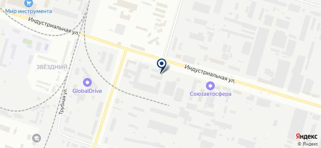 Кабельснабсбыт, ЗАО на карте