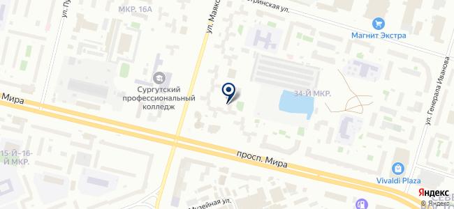 Спецэлектромонтажстрой, ЗАО на карте