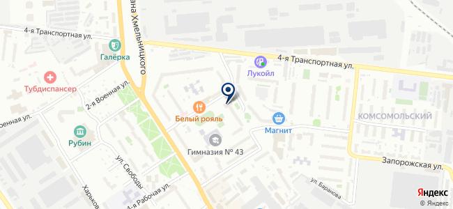Автоматика на карте