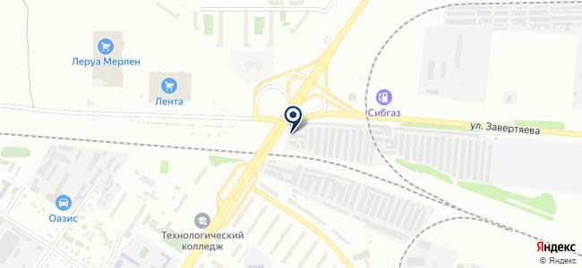Мастер-Сервис на карте