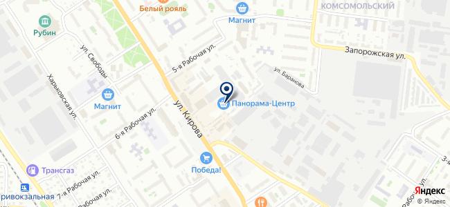Магазин электротехники и антенного оборудования на карте