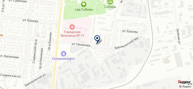 Оптпласт, ООО на карте