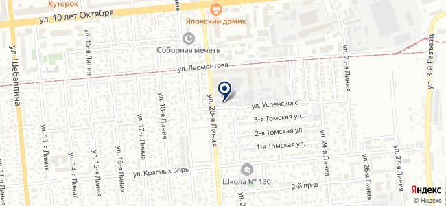 ГЛАВСНАБ, ООО на карте