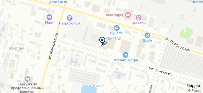 Интер-Гео, ООО на карте