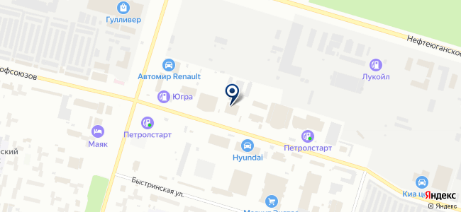 Hi-Tech House на карте