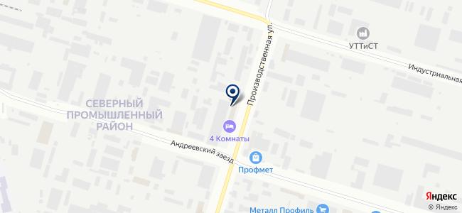Сфера Римайк, ООО на карте