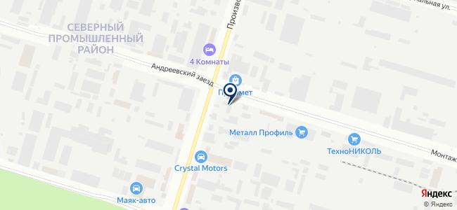 Нордкабель, ООО на карте